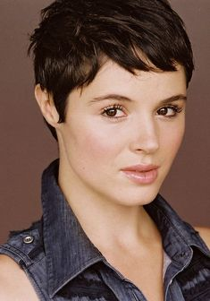 Proper Pixie Cuts make the cute, cuter:)