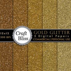 Hey, I found this really awesome Etsy listing at https://www.etsy.com/listing/169891597/gold-glitter-paper-pack-glitter-papers