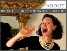 A blog about a DIY Victorian house restoration. ~ Her blog is HILARIOUS.