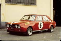 Autodelta Alfa Romeo Alfetta