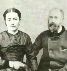 Saints Louis and Zelie Martin are the first married couple to be canonized together.