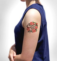 Carpe Diem Temporary Tattoo/Seize The Day by EasternCloud on Etsy