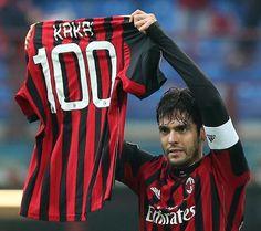 100 volte Ricardo Kakà con la maglia RossoNera...  Certi amori non finiscono mai, fanno dei giri immensi e poi ritornano...