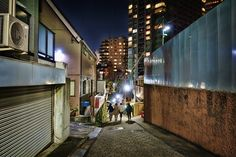 Street tokyo japan
