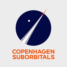 Logo for Copenhagen Suborbitals, the world's only manned, amateur space program…