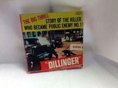 Dillinger Super 8mm  film # 251 DRAMA #kentfilms