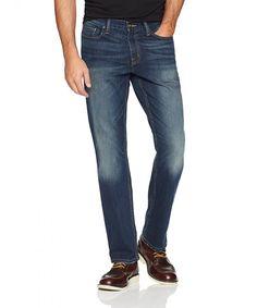 1611c40e Men's Straight Fit Indigo Performance Jean - Copper River - CT18777WMSC, Men's Clothing, Jeans