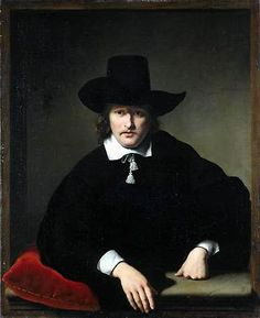 Portrait of a Man (1652)  Ferdinand Bol