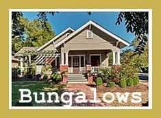 atlanta bungalow >>>> so much cuter than Denver bungalows