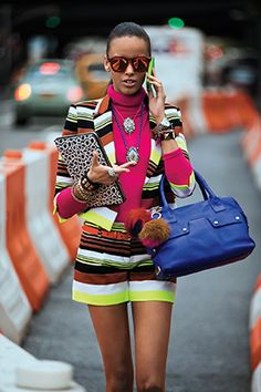 Fashion: trends, outfit ideas, what to wear, fashion news and runway looks I Love Fashion, Star Fashion, Urban Fashion, Daily Fashion, Fashion News, Womens Fashion, Fashion Trends, African Print Fashion, Fashion Pictures