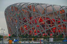 Birds nest - Beijing new and stunning stadium