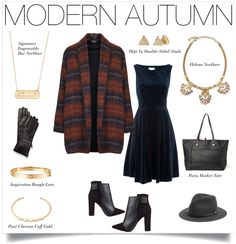 Autumn gets a sophisticated upgrade with this stylish combo | All jewelry Stella & Dot