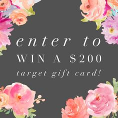 a18b5e4d1d6  200 Target Gift Card Giveaway (Ends 9 22)