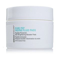 Serious Skincare PurePep Fading Fluid Pads * Check out this great product.(This is an Amazon affiliate link)