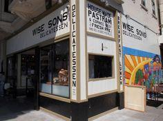 Wise Sons Jewish Delicatessen, San Francisco