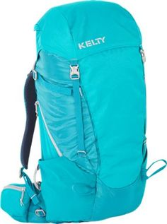 Get infinite enjoyment out of every weekend adventure with the comfort of the women's Kelty Catalyst 46 backpack.