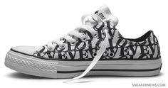 Converse All Star Robert Indiana LOVE White Black + Blue Red Indiana Love 12f217ff8bab