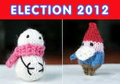 Who has your vote, gnomes or snowmen? The future of Mochimochi Land is in your hands!