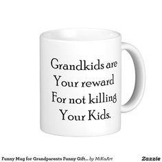 Funny Mug For Grandparents Gift Grandma Birthday Presents Diy Gifts