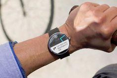 De smartwatch, het meest gewilde gadget van het moment? Not so much, als de autocomplete-functie in de Google-zoekbalk enige referentie is--INFORMATIEF