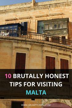 10 insider tips for visiting Malta