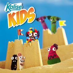 ¿Sabías que Kalise es el helado de las islas? ¡Nuestros amigurumis lo tienen clarísimo!