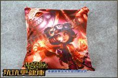 League of Legends LOL Annie Car Pillow 40*40cm