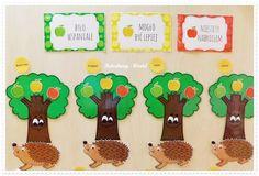 Boberkowy World : Ocena zachowania i motywacja w przedszkolu- pomoce do stworzenia tablic