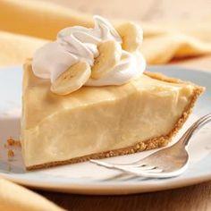 Eagle Brand® Banana Cream Pie from Eagle Brand® Sweetened Condensed Milk