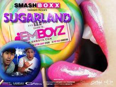 Sugarland w/ EMBOYZ @ Smashboxx 09.06.12