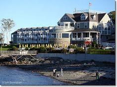 Drive up the Atlantic coast to Bar Harbor, Maine