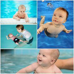 babyschwimmen schwimmen lernen schwimmen mit baby