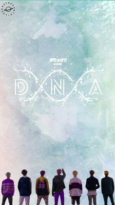 Dna bts || wallpaper ♡