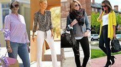 How to Wear Skinny Jeans and Leggings at 40, 50 and Beyond - YouTube