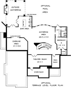 Plan 076D-0242 | House Plans and More