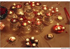 Henna Night Display