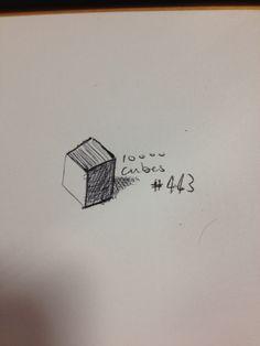 Cube bland