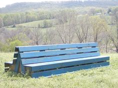 Equestrian Facilities... bench and jump