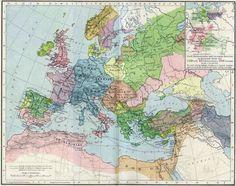Europa på 1200 talet