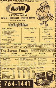 Menu This was such a treat as a kid. After our baths at night we would get in our pj's and pile into the car for root beer floats.This was such a treat as a kid. After our baths at night we would get in our pj's and pile into the car for root beer floats. Old Advertisements, Retro Advertising, Retro Ads, Retro Diner, Advertising Signs, Vintage Menu, Vintage Recipes, Vintage Ads, Vintage Food