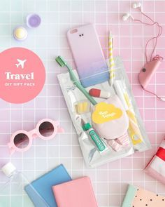 DIY Travel Gift Pack