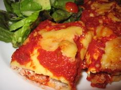 Chicken and Ricotta Cannelloni recipe - Best Recipes