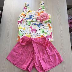 2016 Moda Verão Crianças Conjunto de Roupas Meninas Xadrez único breasted Tops Roupas Saia Peças Ternos Do Bebê 2 Twinset Roupa dos miúdos em Conjuntos de roupas de Mãe & Kids no AliExpress.com | Alibaba Group