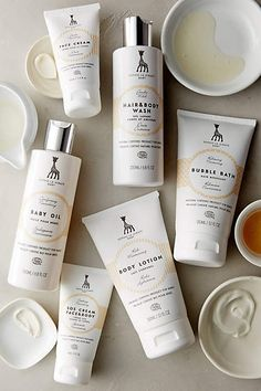 Sophie La Girafe Baby Hair & Body Wash - anthropologie.com