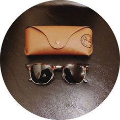 Ray-Ban | Clubmaster by far my favorite style.