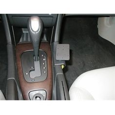 Saab 9-3 2003-2011 ProClip Console Mount - ProClip USA This console mount doesn't mess car's overall interior look. Places phone in dark place in the car so phone monitor still visible during sunny ride.