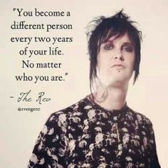 Wise and true Words from The Rev