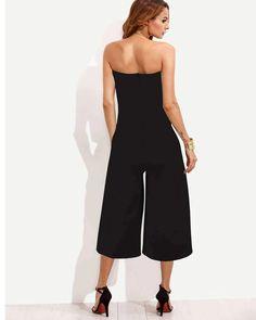 Sexy Off shoulder Tee Jumpsuits – ebuytrends Mini Skater Dress, Sexy Maxi Dress, Jumpsuit Outfit, Chiffon Maxi Dress, Stylish Dresses, Women's Fashion Dresses, Sexy Dresses, Trendy Fashion, Fashion Trends