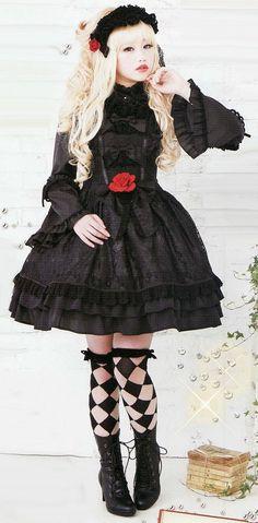 prett gothic lolita