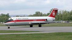 McDonnell Douglas DC-9-32 - Canada Aviation and Space Museum